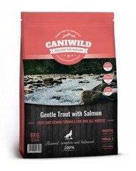Caniwild Light and Senior Gentle Trout with Salmon 6kg