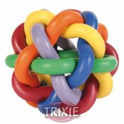 Plecionka gumowa z lanej gumy - kolorowa - 10 cm
