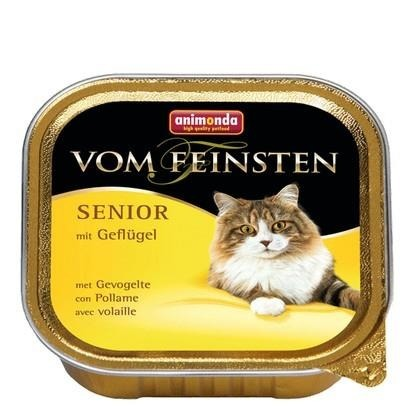 Animonda Cat Vom Feinsten Senior tacka 100g