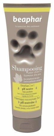 2w1 szampon premium ułatwiający rozczesywanie sierści - 250 ml
