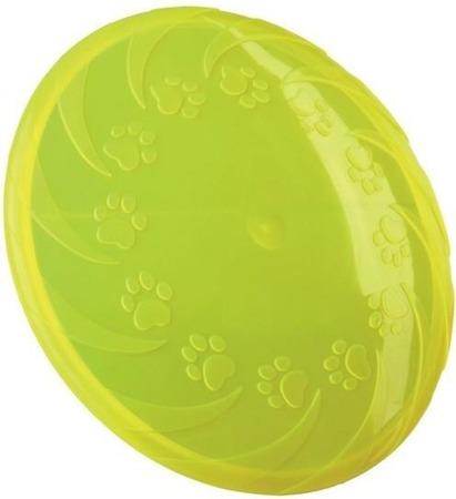 Frisbee pływające Dysk z gumy TPR 22 cm