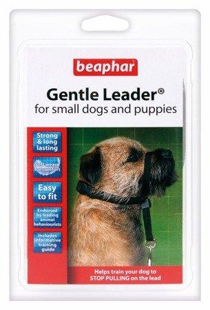 Kantar, obroża uzdowa dla psów małych ras Gentle Leader czarna