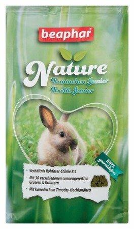 Karma Super Premium dla młodych królików Nature Cuni Junior 750g