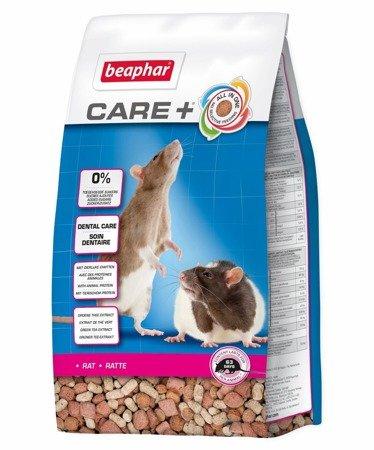 Karma bazowa do żywienia szczurów - 700 g