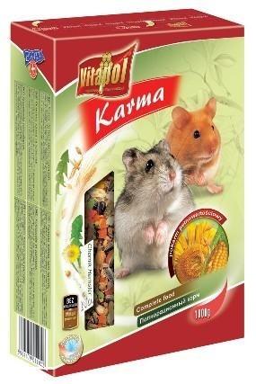 Karma podstawowa dla chomika - 1 kg