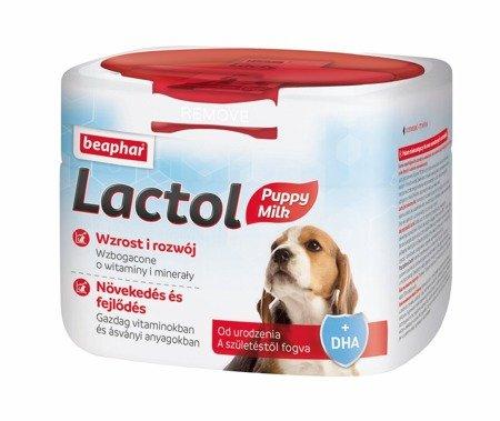 Mleko zastępcze w proszku dla szczeniąt Lactol Puppy Milk 250g