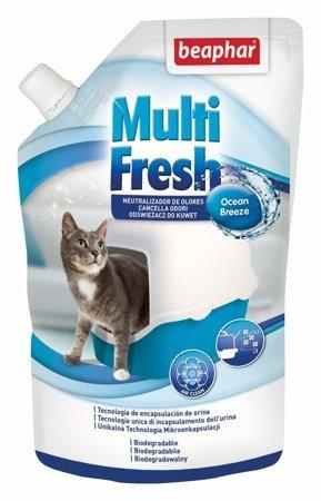 Odświeżacz do kuwet dla kotów Multi Fresh Odour Killer 400g