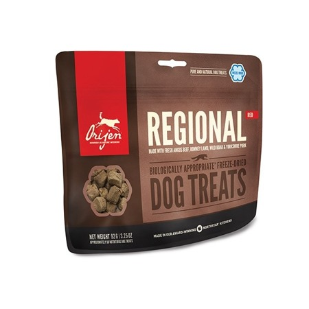 Orijen FD Treat Regional Red Dog 42.5g