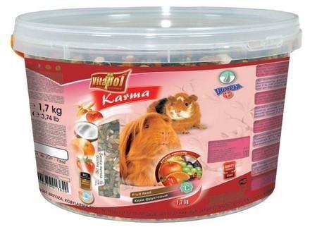 Owocowe pożywienie dla świnek morskich - 2 kg