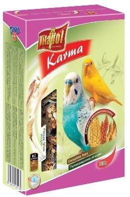 Pełnowartościowy pokarm dla papużek falistych - 1 kg