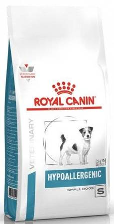 Royal Canin Veterinary Diet Dog Hypoallergenic Small Dog HSD 24 1kg