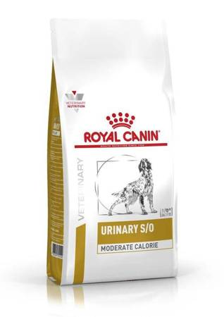 Royal Canin Veterinary Diet Dog Urinary S/O Moderate Calorie UMC 20 12kg