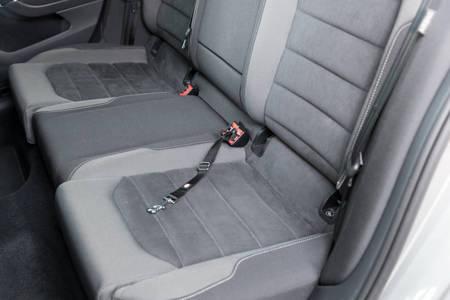 Smycz samochodowa do pasów bezpieczeństwa dla małych psów 20 mm/30-45 cm