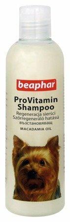 Szampon dla psa Beaphar regenerujący sierść z olejkiem makadamia 250ml