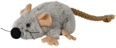 Trixie Mysz pluszowa z kocimiętką