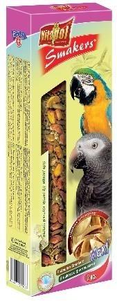 Kolby pistacjowe dla dużych papug - 2 sztuki